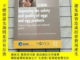二手書博民逛書店Improving罕見the Safety and Quality of Eggs a... 進口原版 Y26