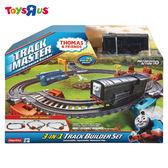 玩具反斗城 湯瑪士電動-競速過彎軌道遊戲組