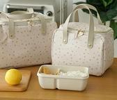 保溫袋 手提包上班族帶飯包包鋁箔加厚裝餐盒的袋子大號飯盒保溫袋【快速出貨八折搶購】