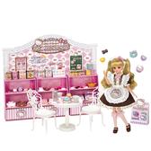 Licca 莉卡娃娃 KITTY粉紅甜點屋 _LA15169  TAKARA TOMY