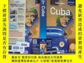 二手書博民逛書店Lonely罕見Planet: Cuba (Country Gu