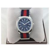 GUCCI 古馳  YA142304 腕錶經典時尚紅黑特殊表款41mm