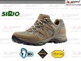 【速捷戶外】日本SIRIO-Gore Tex短筒登山健行鞋(PF116) , 寬楦設計,適合一般的登山、健行、旅遊