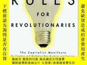 二手書博民逛書店Rules罕見For RevolutionariesY256260 Guy Kawasaki Collins