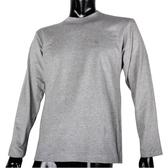 BURBERRY紳士透氣排汗棉質上衣(灰色)085203-4