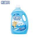 熊寶貝 柔軟護衣精 3.2L_沁藍海洋香...