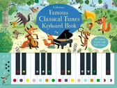 Famous Classical Tunes Keyboard Book 古典名曲鋼琴遊戲書