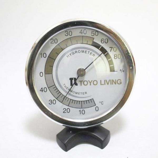 高精度家用 室內溫度計濕度計壁掛 嬰兒房 日本機芯 溫度表濕度表【潮男街】