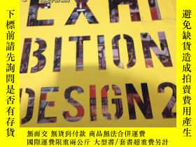 二手書博民逛書店Exhibition罕見Design 2 展覽設計2 商業展示