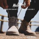 馬丁鞋 高筒鞋男馬丁靴鞋子黑色英倫風秋季耐磨百搭戶外工裝靴沙漠靴中筒【果果新品】