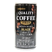 SANGARIA焙煎黑咖啡罐185ml【愛買】