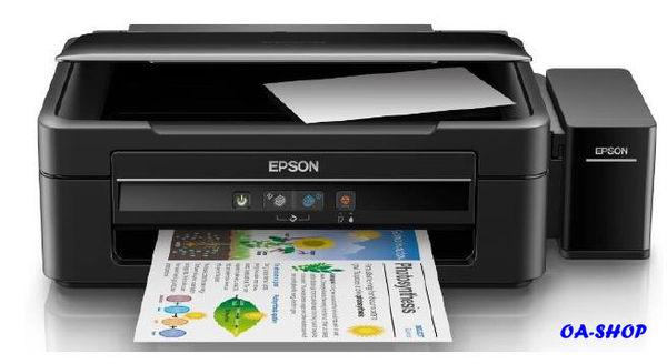 EPSON L380 高速三合一 世界首創 原廠連續供墨印表機 雷射升級首選