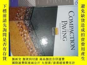二手書博民逛書店COMPACTION罕見PAVING 外文原版Y14465