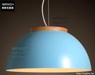 INPHIC- 現代簡約鍋蓋兒童房吊燈單頭創意個性吧台餐廳奶茶店燈飾_S197C