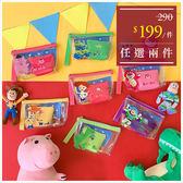 化妝包-迪士尼系列玩具總動員多款果凍手拿化妝包中包-共7色-A09090264-天藍小舖
