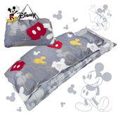 米奇 經典美式 精梳棉 兒童睡袋 鋪棉冬夏兩用 台灣製 超取限一顆 伊尚厚生活美學