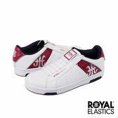 Royal Elastics Icon 經典運動鞋-白x紅