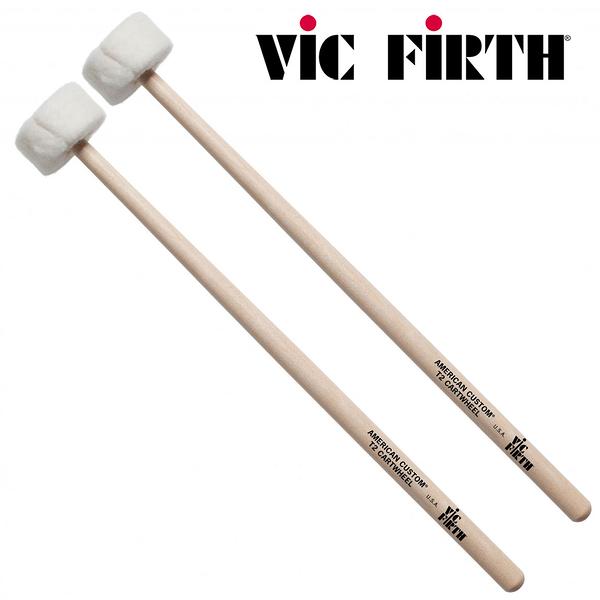 小叮噹的店- 定音鼓棒 美國 Vic Firth T2 Cartwheel - Soft