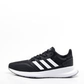 ADIDAS  RUNFALCON  女慢跑鞋-黑 F36218