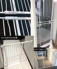 寵物狗狗圍欄 91~96寬度可安裝 可加寬狗柵欄泰迪貓狗加密隔離欄嬰兒安全門護欄 快速出貨