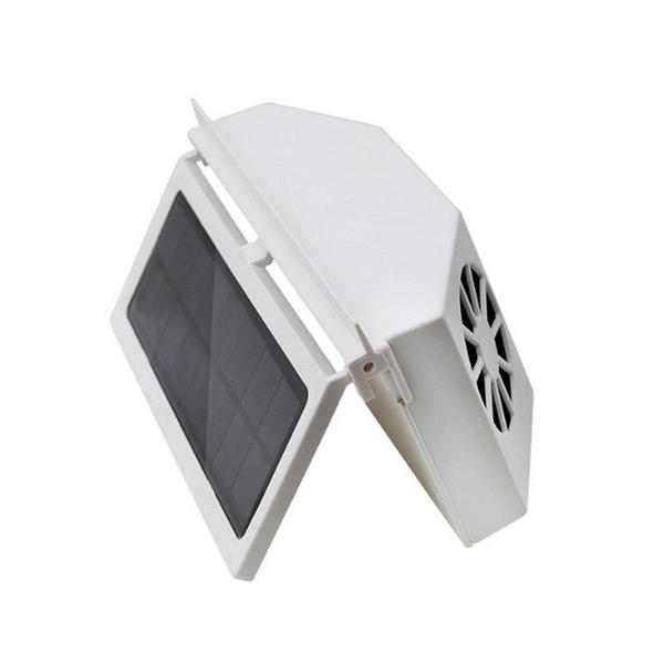 三代太陽能排風扇【NF591】車用太陽能降温器 太陽能汽車排氣扇汽車散熱器