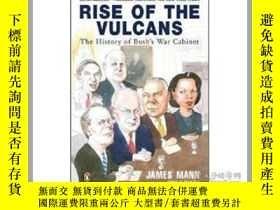 二手書博民逛書店rise罕見of the vulcansY177675 Mann、James Mann、Jim 著 Peng