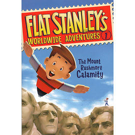 【老麥外文】FLAT STANLEY#01-THE MOUNT RUSHMORE CALAMITY
