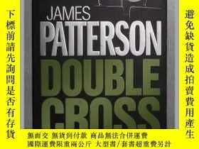 二手書博民逛書店英文原版罕見Double Cross by James Patt