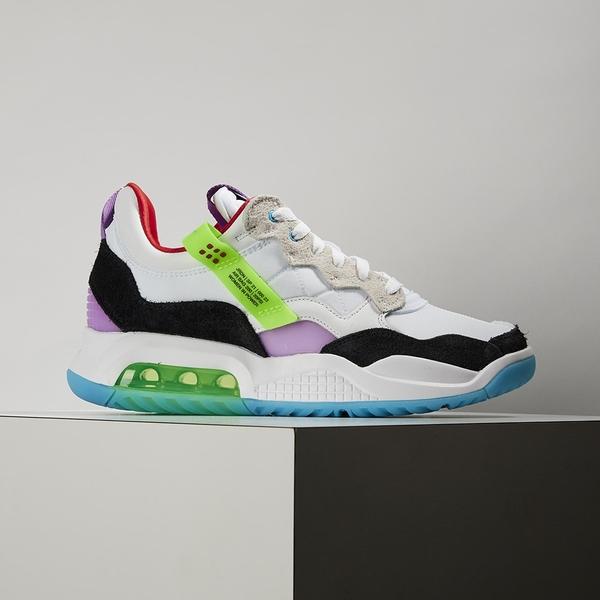 Nike Jordan MA2 男鞋 白 紅 紫 喬丹 運動 籃球鞋 CV8122-100