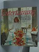 【書寶二手書T6/原文書_ZCD】Entertaining_Stewart, Martha/ Hawes, Elizab
