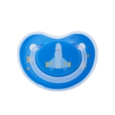 貝親 Pigeon 繽紛系列安撫奶嘴(M)-星空火箭P78559[衛立兒生活館]