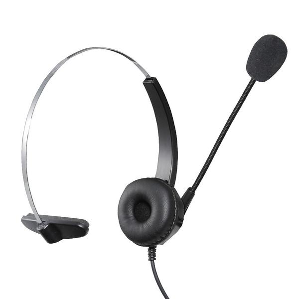 780元電話行銷專用電話耳機 TECOM東訊DX9924E 麥克風免持耳機 當日下單立即出貨 尚有其他品牌
