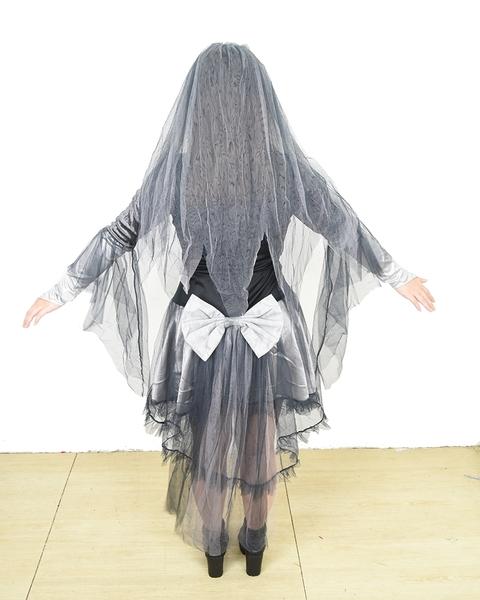 節慶王【W380156】鬼新娘(女人),死神/尾牙/萬聖/聖誕/大人變裝/cosplay/表演/攝影/吸血鬼/