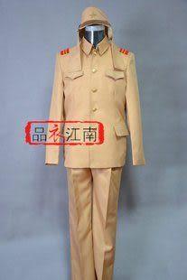 小日本 紅軍服裝 新四軍國民黨八路