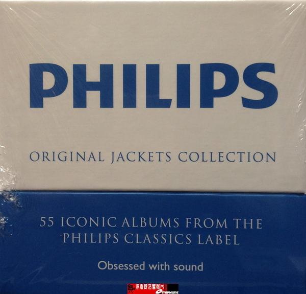 停看聽音響唱片】【CD】PHILIPS ORIGINAL JACKETS COLLECTION
