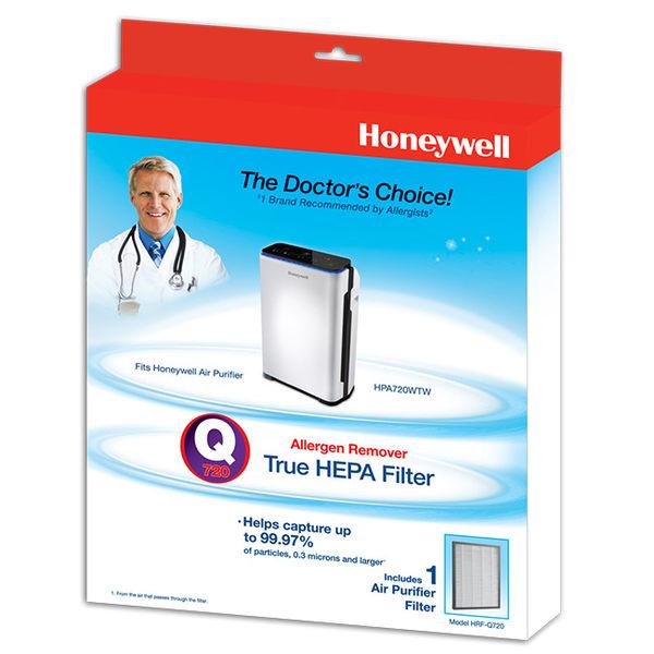 美國Honeywell 【HRF-Q720】 True HEPA濾網(1入)~~適用型號: HPA720WTW