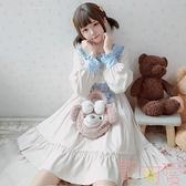 蘿莉塔裙子仙女洛麗塔洋裝lolita日常【聚可愛】