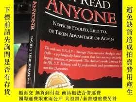 二手書博民逛書店You罕見Can Read Anyone【你可以閱讀任何人】Y2