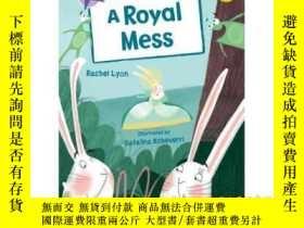 二手書博民逛書店A罕見Royal MessY346464 Rachel Lyon