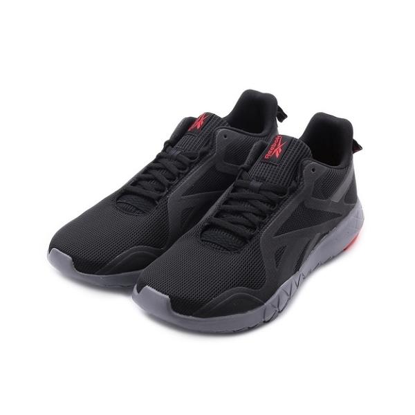 REEBOK FLEXAGON FORCE 3.0 避震訓練鞋 黑灰 FX9623 男鞋