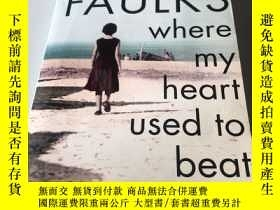 二手書博民逛書店英文原版罕見Where My Heart Used to Bea