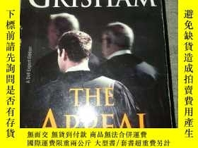 二手書博民逛書店JOHN罕見GRISHAM THE APPEAL (老版)Y16