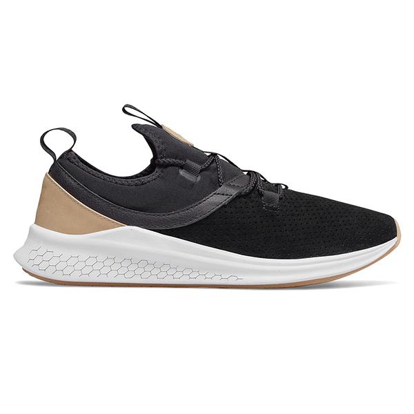New Balance 男鞋 女鞋 慢跑 訓練 緩震 透氣 麂皮 黑【運動世界】ULAZRLB