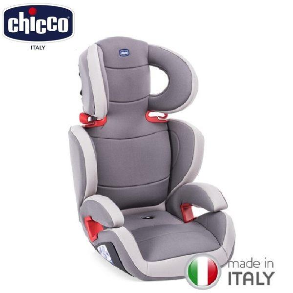 CHICCO-KEY2-3安全汽座/汽車安全座椅(騎士灰)-廠商直送/義大利原廠 大樹