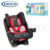 Graco 0-12歲長效型嬰幼童汽車安全座椅/汽座 -小紅帽 (MILESTONE LX 升級版) ●送 理膚寶水 修復禮盒