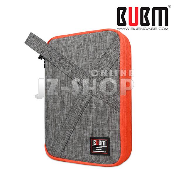 BUBM雙層平板收納包 線材收納 3c數位周邊配件 防潑水 可手提(DIP-D)