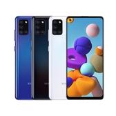 [送玻保] Samsung Galaxy A21S 4G/64G 6.5吋八核四鏡頭大電量智慧手機