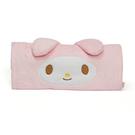 《Sanrio》美樂蒂大臉造型絨毛捲捲筆袋★funbox生活用品★_UA42509