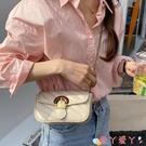鍊條包包包2021新款潮夏季時尚小眾質感迷你小香風鍊條包女側背斜背小包 愛丫 免運
