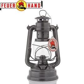 丹大戶外【FEUERHAND】德國火手燈BABY SPECIAL 276古典汽化煤油燈 鋼鐵灰276-SPARKLING